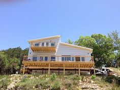 Stars, Tree Tops, And Open Valley ViewsVacation Rental In Wimberley From  @homeaway!
