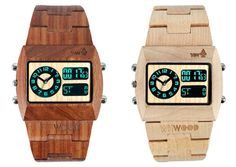 WeWood watches.