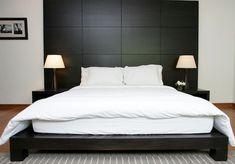 platform beds black Creative Platform Storage Bed Ideas