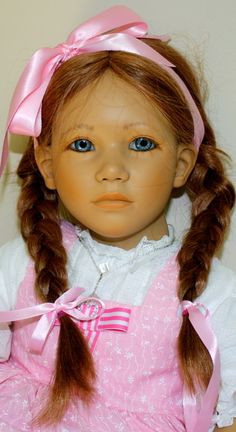 """Adrienne"" ~ Annette Himstedt"