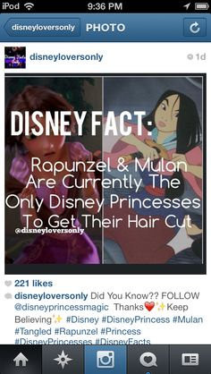 The little things in disney. But technically I don't consider Mulan an actual princess. WHAT is it because she fought I think she I one of the bravest princesses Disney Fun Facts, Disney Memes, Disney Quotes, Disney Trivia, Disney Princess Facts, Disney Dream, Disney Love, Disney Magic, Disney Stuff