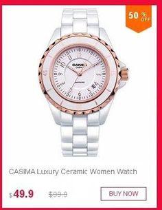 bdc80074d8a3 CASIMA Hot Sell Women Bracelet Watch Luxury Ceramic Ladies Quartz on  watches women/womens watches