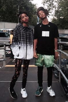 Willow + Jaden Smith