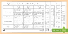 New Zealand Key Competencies Years 4 to 6 Rubrics Self Assessment, Behavior Management, Growth Mindset, Rubrics, New Zealand, Texts, Key, Learning, School
