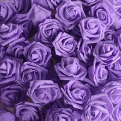 """100PCS 2.8"""" Fake Flowers Artificial Roses for Bouquet Wedding Table Centerpieces   eBay"""