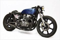 HardSun Magazine: WM - Honda CB750 K6
