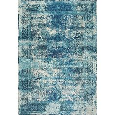 You'll love the Akshay Vintage Shuler Ocean Blue Area Rug at Wayfair - Great Deals on all Rugs products with Free Shipping on most stuff, even the big stuff.