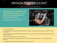 [Get] Bench Press Clinic - http://www.vnulab.be/lab-review/bench-press-clinic-2 ,http://s.wordpress.com/mshots/v1/http%3A%2F%2Fforexrbot.studio72nz.hop.clickbank.net