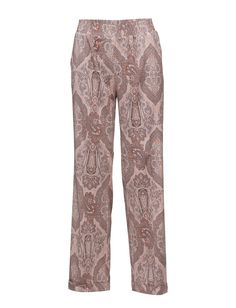 DAY - Day Motif Day Motif is a chic pair of pants in a paisley design. The pants have a slightly loose fit and an elastic waistband, making them very comfortable to wear. Style yours with a relaxed shirt and heels, or the matching Day Motif blazer for a bold and cool look.  Elastic waistband Stretch fabric Chic Feminine Inspiring Relaxed fit Paisley Design, Trousers, Pants, Loose Fit, Stretch Fabric, How To Look Better, Feminine, Blazer, Chic