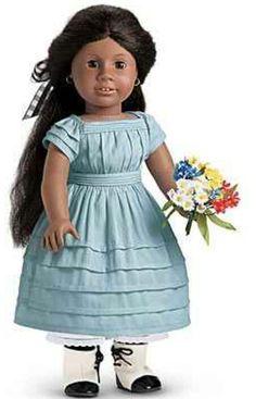 Happy birthday to American Girl Doll Addy Walker