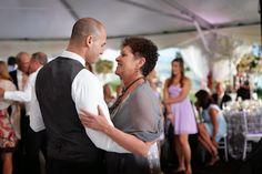 Wedding Recap: The Reception. mother son dance. Wedding. Wedding photography
