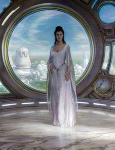 Artist: Donato Giancola  -  Star Wars conversion for Mutants & Masterminds…