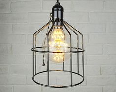 Popular items for lamp cage on Etsy