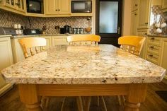 Beautiful & Traditional Granite Kitchen Countertop Project by McMonagle Marble & Granite in Donegal Granite Kitchen, Kitchen Countertops, New Kitchen, Traditional Kitchen, Marble, Beautiful, Home Decor, Decoration Home, Room Decor