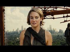 The Divergent Series: Allegiant Trailer Released & Films Renamed! - YouTube