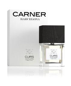 CUIRS | CARNER BARCELONA Pachnący nostalgią za minioną erą warsztatów rzemieślniczych, gdzie dym z fajek wypełniał powietrze, stapiając się z zapachem świeżo wybarwionej skóry.  Eau de Parfum