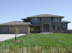 Spacious 4 bedroom Southwestern style home.   Southwestern House Plan # 481030.