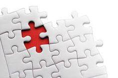 Life is a big puzzle piece. #NLP