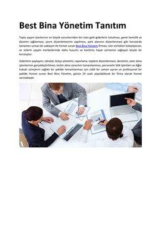 Best bina yönetim tanıtım