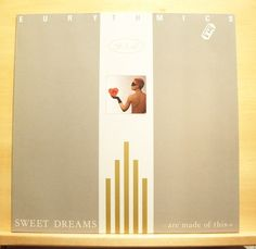 EURYTHMICS - Sweet Dreams are made of this - near mint - nm - Vinyl LP