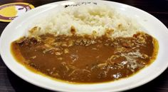 Mushroom Curry - Coco Ichibanya. We seriously ate here like once a week while in okinawa! Miss it there so much.