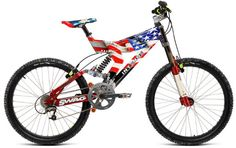 Shaun's-1996-WOrld-Champ-Bike