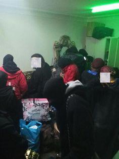 🔹 الرياض: القبض على 3 وافدين و29 امرأة في منزل لتصنيع الخمور وإقامة العلاقات المحرمة 🔹 #الدار_البيضاء #جنوب_الرياض #سكني #شرطة_الرياض…