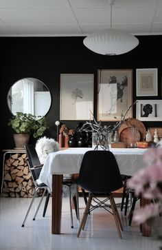 Kim's favourite dining rooms 2013 - part 1