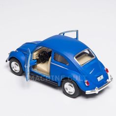 a7ba8aeaf4 Miniatura Fusca 1967 Azul Fosco - 1 32. Miniatura Fusca 1967 Azul Fosco -  1 32 - Machine Cult ...