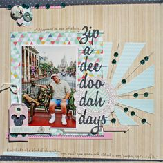 Scrappin with Flair | Scraptastic Club by DT @Susan Caron Stringfellow