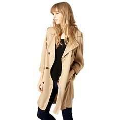 10 trench coats that will never go out of style (starting at $42)