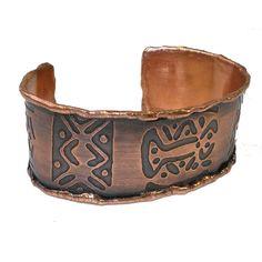 pulsera cobre