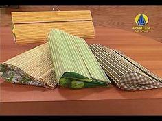 Sabor de Vida | Carteira em Bambu / Bolsa Carteira - 30 de Outubro de 20...