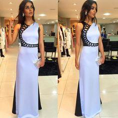 We  glamour! Vestido longo maravilhoso do nosso Summer já disponível na loja!  #lisetlu #party #dress #wedding #casamento #formanda #madrinha