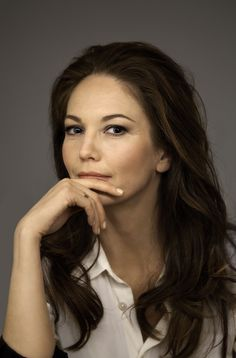 Diane Lane - the older she gets the better she gets. We picture her a lot when writing!