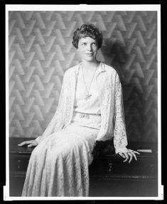 Amelia Earhart - her plane disappeared over the Pacific in 1937. Was she lost at sea or were her and her navigator, Fred Noonan, captured and later executed as spies by the Japanese?