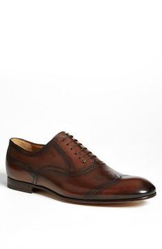 Gucci 'Phil' Wingtip available at #Nordstrom