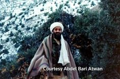 Previously unseen pictures of Osama bin Laden hiding out in Afghanistan have been published for the first time. Deborah Lutterbeck reports.