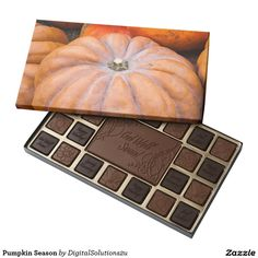 Pumpkin Season 45 Piece Box Of Chocolates