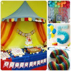 Le creazioni di Marzia - Idee per la feste di compleanno dei bambini