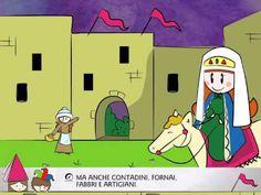 Matilde e i suoi castelli, Canossa