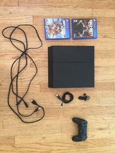 Sony PlayStation 4 BUNDLE (Latest Model)- 500 GB Black Console  $285.00End Date: Saturday Aug-27-2016 15:33:01 PDTBuy It Now for only: $285.00Buy It Now | Add to watch list