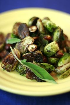 Look! Golden Beets and Brussels Sprouts | Beets, Sprouts and Brussels