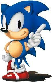 Traje para ni/ños de 5-6 a/ños Sonic el Erizo disfraz Rubies