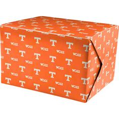 Tennessee Volunteers Wrapping Paper