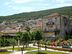The town of Blato on Korcula Island #korcula #explorekorcula