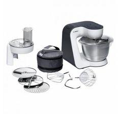 bosch küchenmaschine styline mum54251 mit würfelschneider