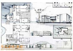 Concept Board Architecture, Architecture Presentation Board, Facade Architecture, Presentation Board Design, Building Drawing, Wooden Door Design, Interior Design Boards, Planer, Pavilion