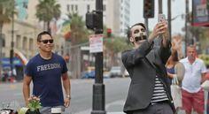 selfie agt americas got talent tape face #humor #hilarious #funny #lol #rofl #lmao #memes #cute