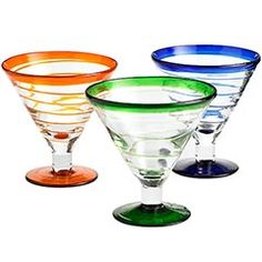"""pier 1 lists these as """"ice cream cups"""" i call them fancy drinking glasses"""